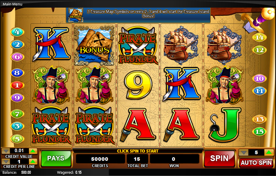 Spiele PirateS Plunder - Video Slots Online