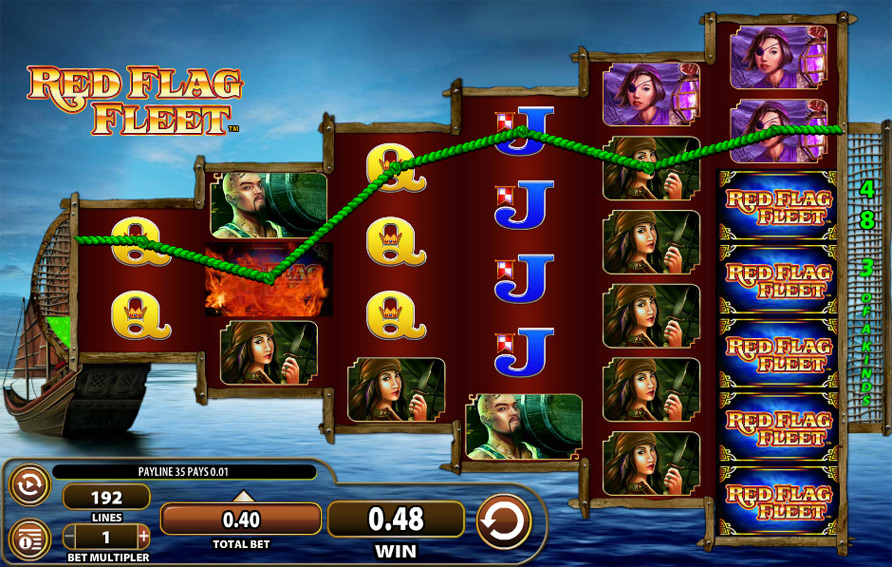 Red Flag Fleet Slot Review & Free Instant Play Casino Game