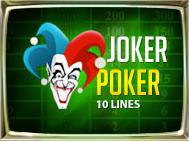 Joker Poker 10 Lines