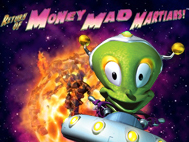 Money Mad Martians